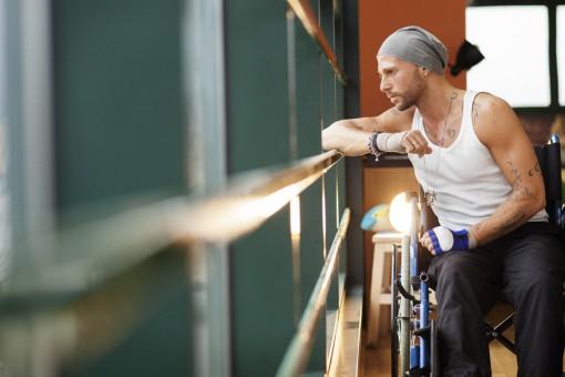 Macerata, la sfida di Ivan Cottini alla sclerosi multipla