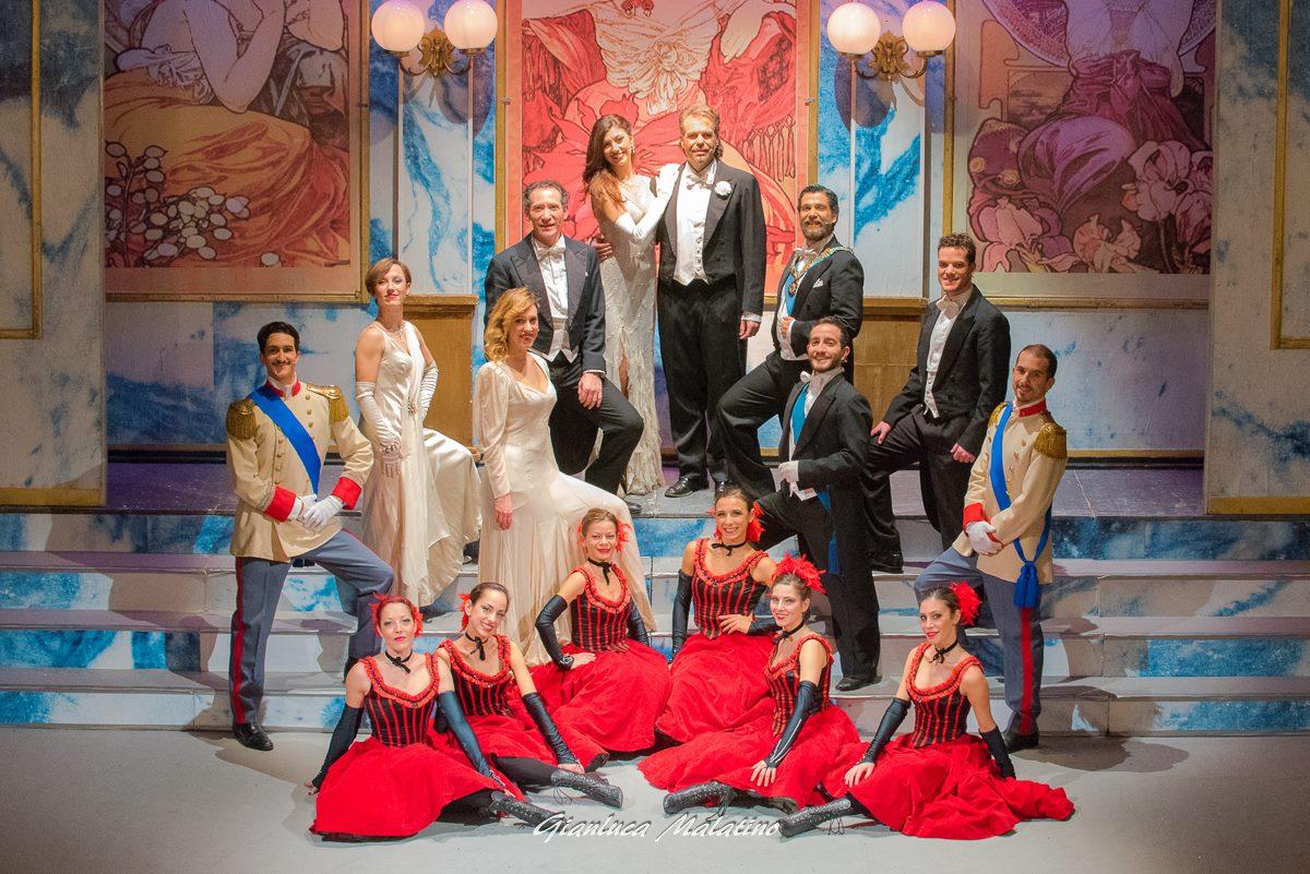 Treia, serata di Gala con la Compagnia Italiana di Operette