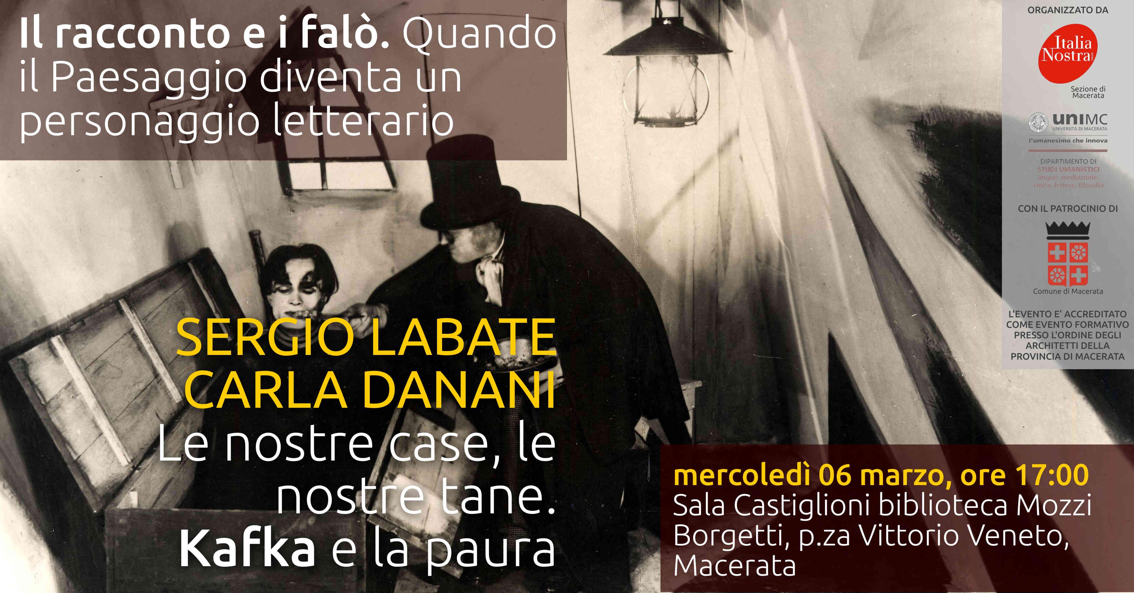 """Macerata, """"Il racconto e i falò"""" con Sergio Labate e Carla Danani"""