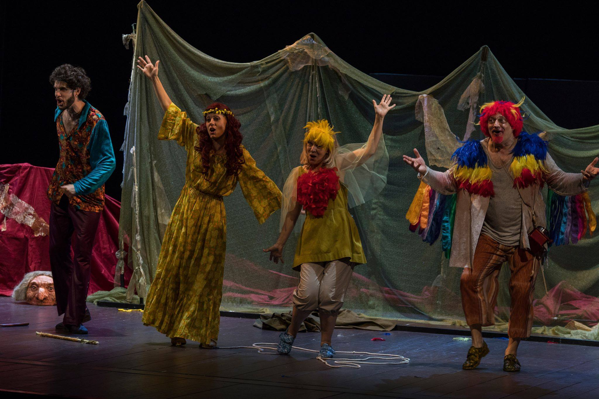 """""""Flauto magico"""" per ragazzi al Teatro Comunale di Treia"""