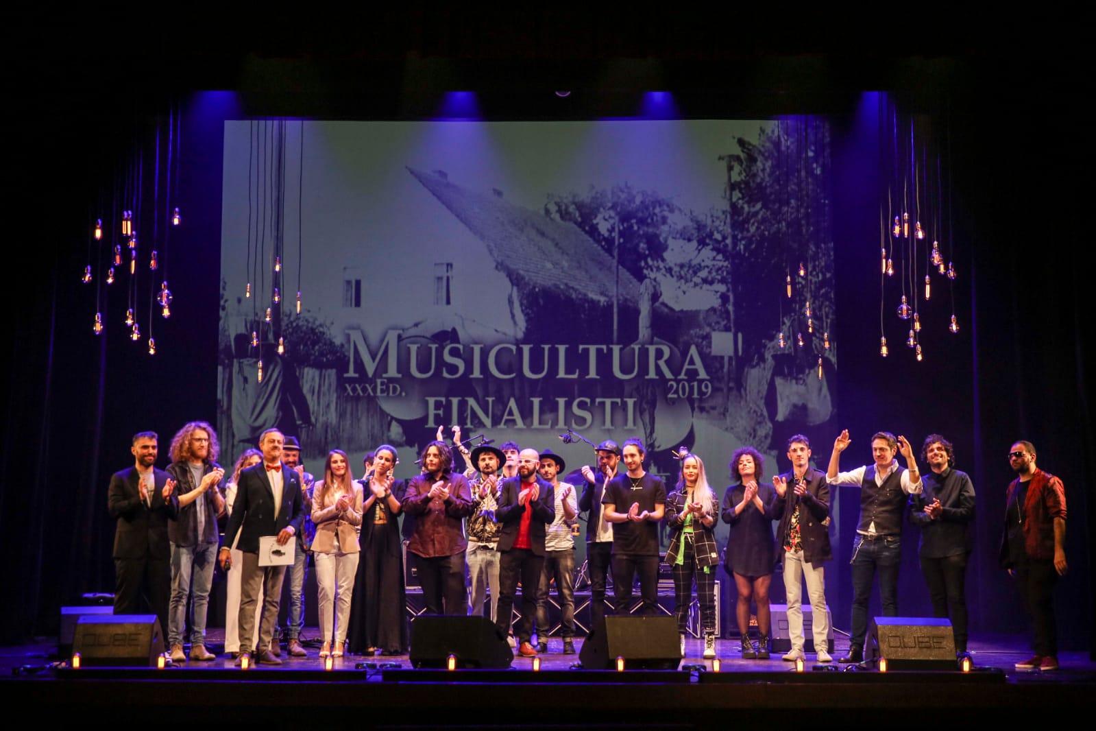 Musicultura, in concerto a Recanati i finalisti e Gianluca Grignani