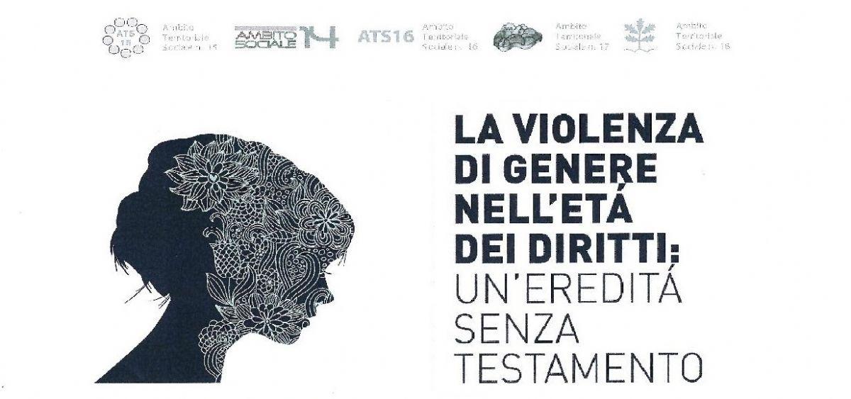 """San Severino Marche, terzo incontro sulla """"Violenza di Genere"""""""