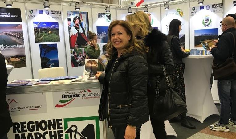 Civitanova Marche alla Fiera Internazionale del Turismo di Minsk