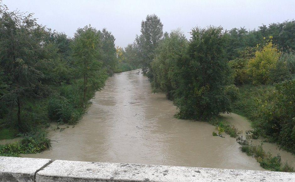San Severino Marche, esplorazioni lungo il fiume Potenza