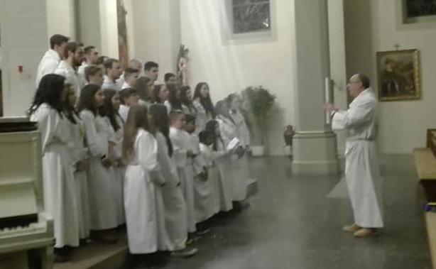 Macerata, concerto e preghiera per la Pace dei Pueri Cantores