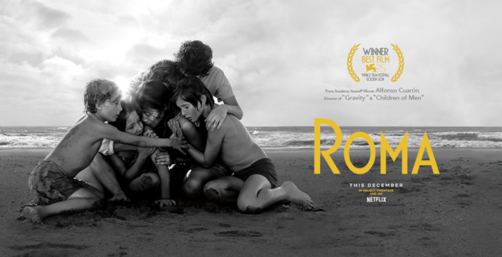 """A Recanati """"Roma"""", il film messicano vincitore di 3 premi Oscar"""