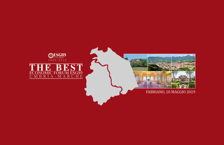 "Fabriano, ""The Best Economic Forum"" Umbria e Marche"