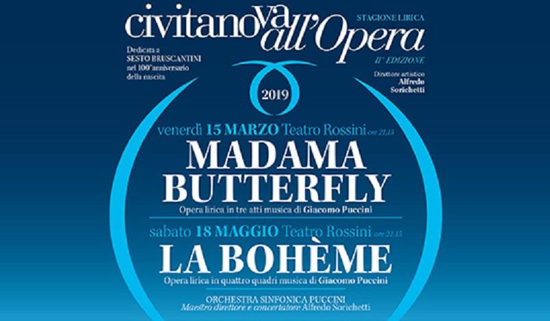 Civitanova all'Opera, La Bohème di Giacomo Puccini