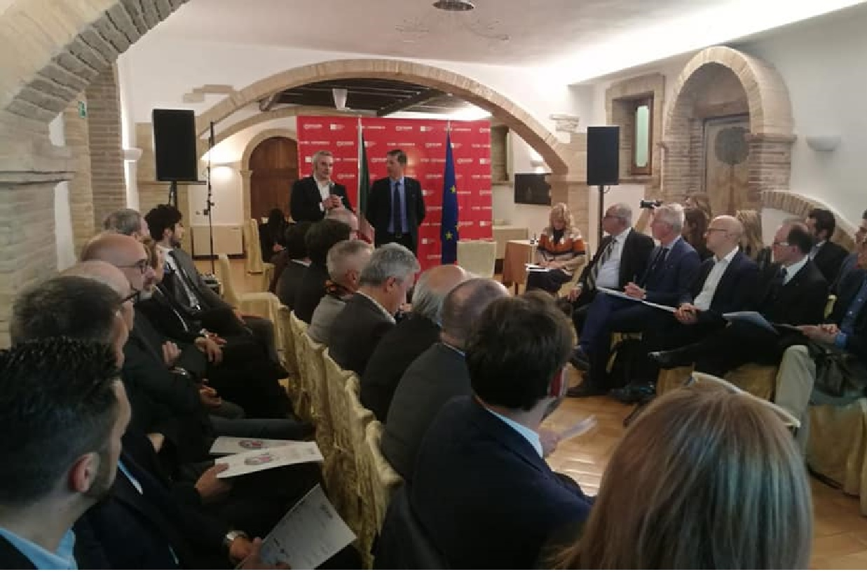 Economic Forum a Fabriano, fare squadra tra Umbria e Marche
