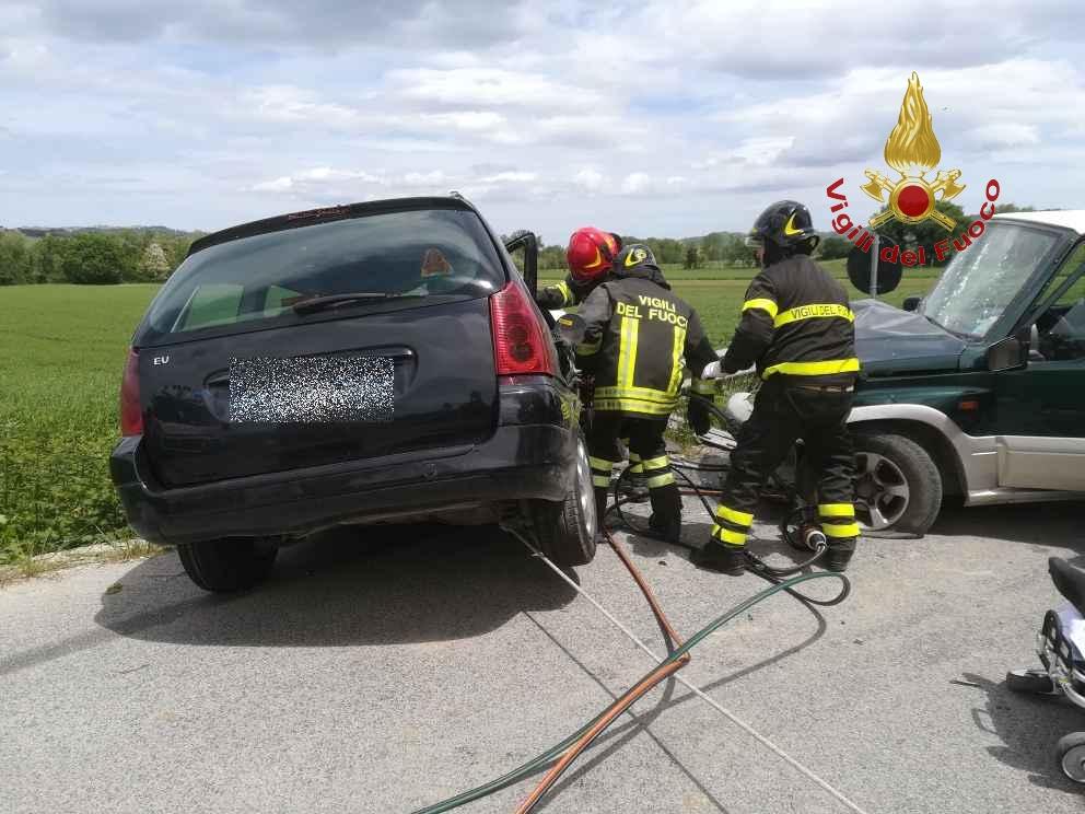 Incidente a Rocchetta, deceduto 45enne di San Severino Marche