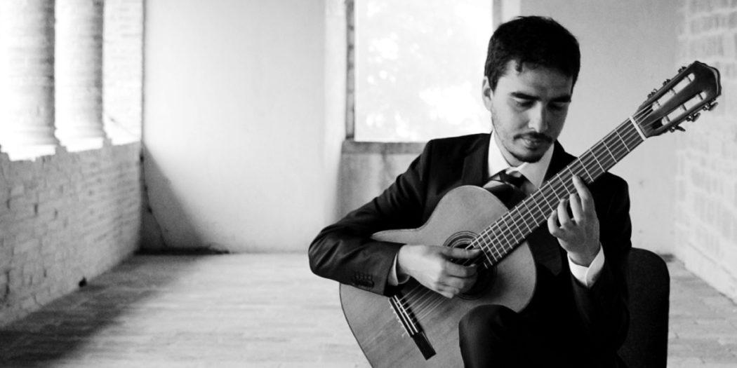 Scodanibbio Music Festival, concerto di Giacomo Palazzesi
