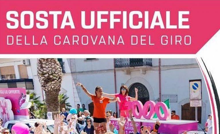 Civitanova Marche, sabato arriva la Carovana del Giro d'Italia