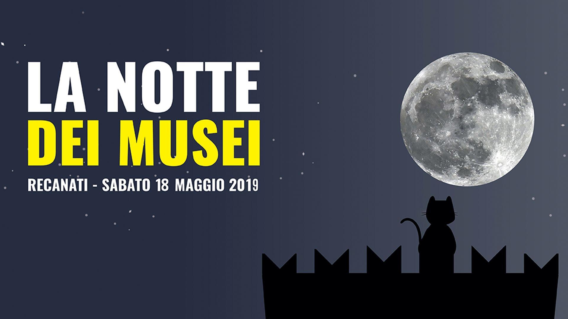 Recanati, visite e spettacoli per la Notte dei Musei