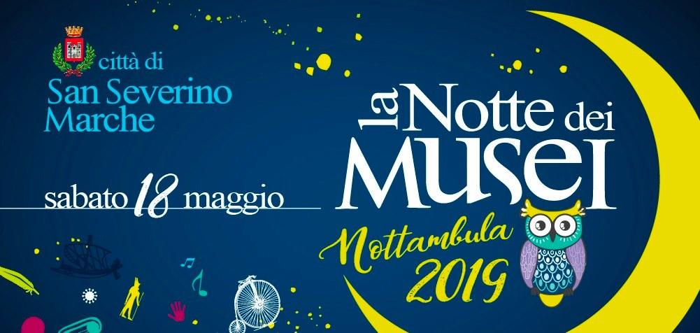 San Severino Marche, Notte dei Musei con aperture straordinarie