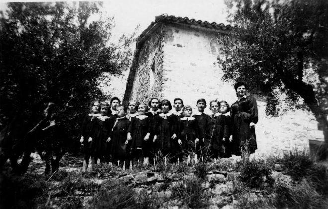 """San Severino Marche, la maestra Anna e """"la scuoletta a Pitino"""""""