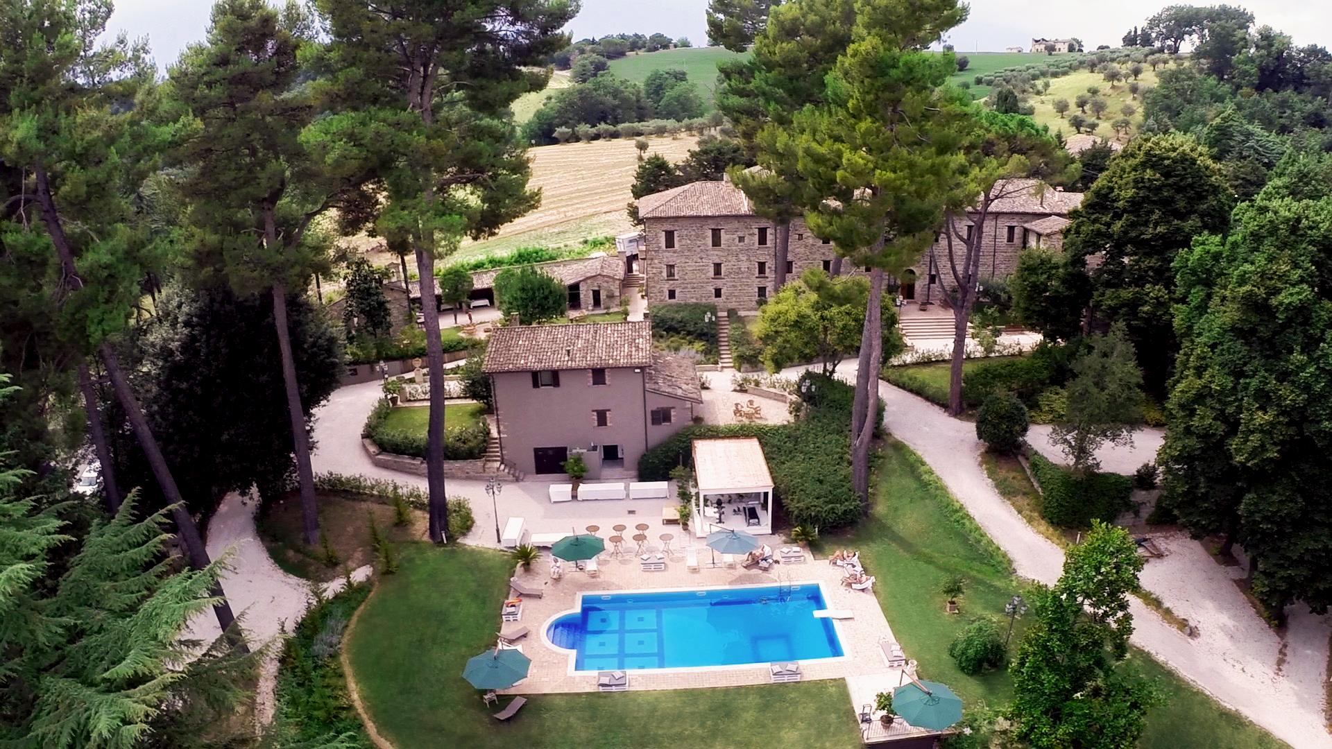 La Villa a Cesolo, charme e storia sulla rivista tedesca MaDeRe