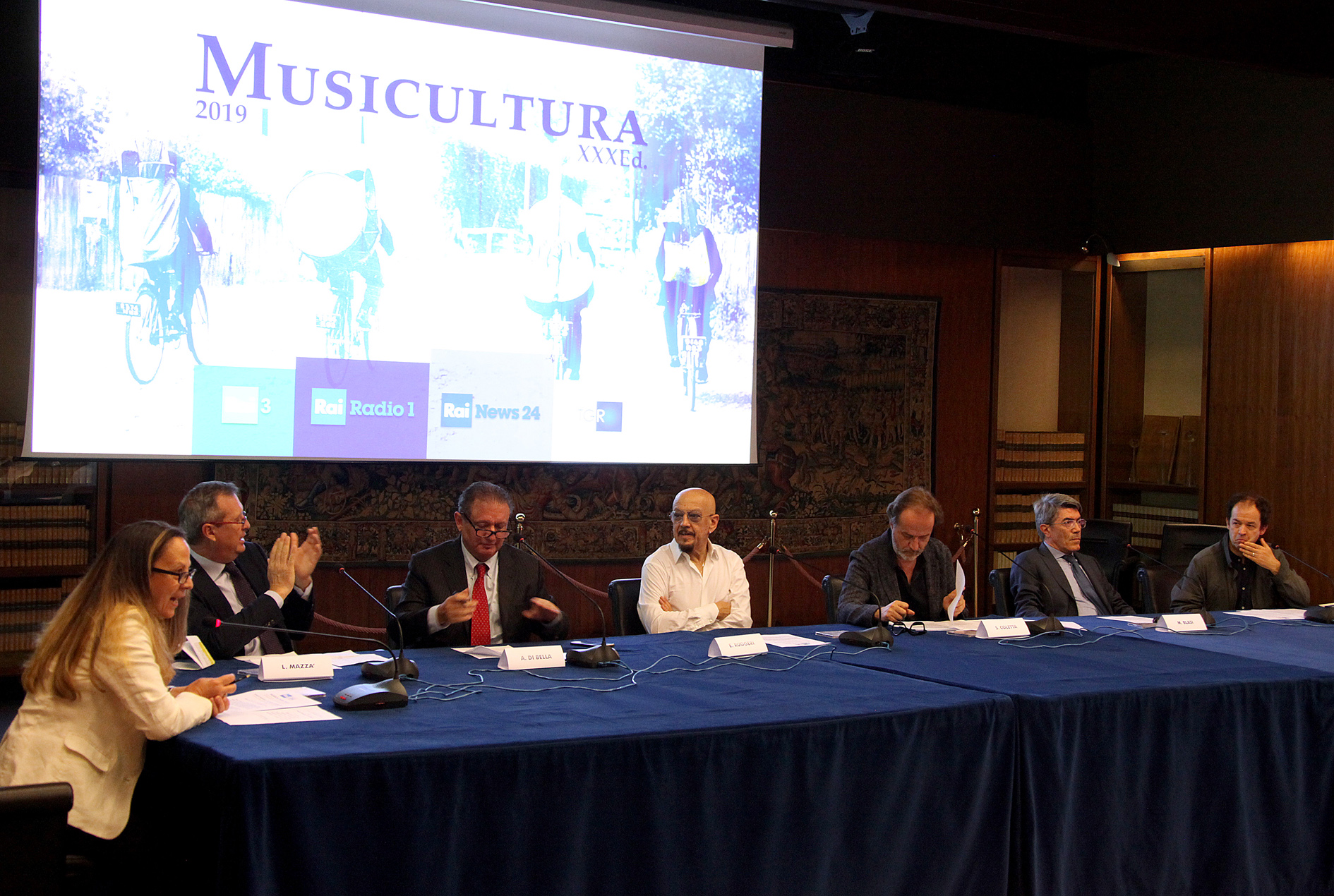 Enrico Ruggeri e Natasha Stefanenko presenteranno Musicultura