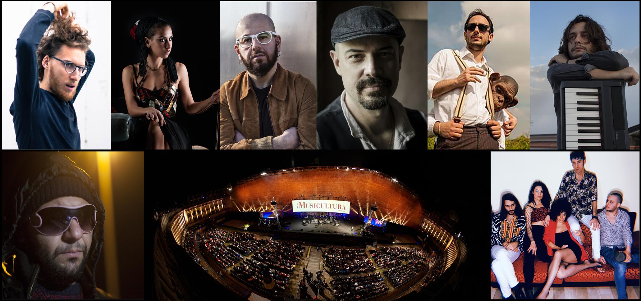 Musicultura, annunciati i nomi degli otto artisti vincitori