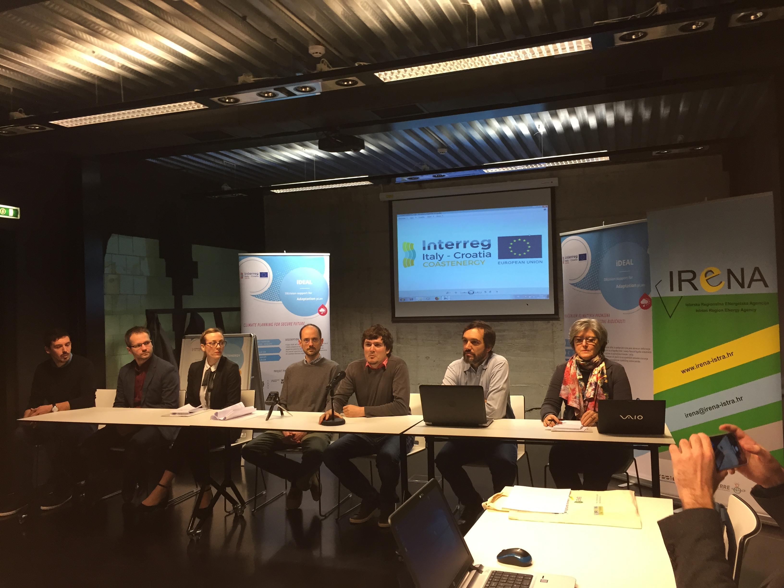 Unicam partecipa al progetto Coastenergy, energia dal mare