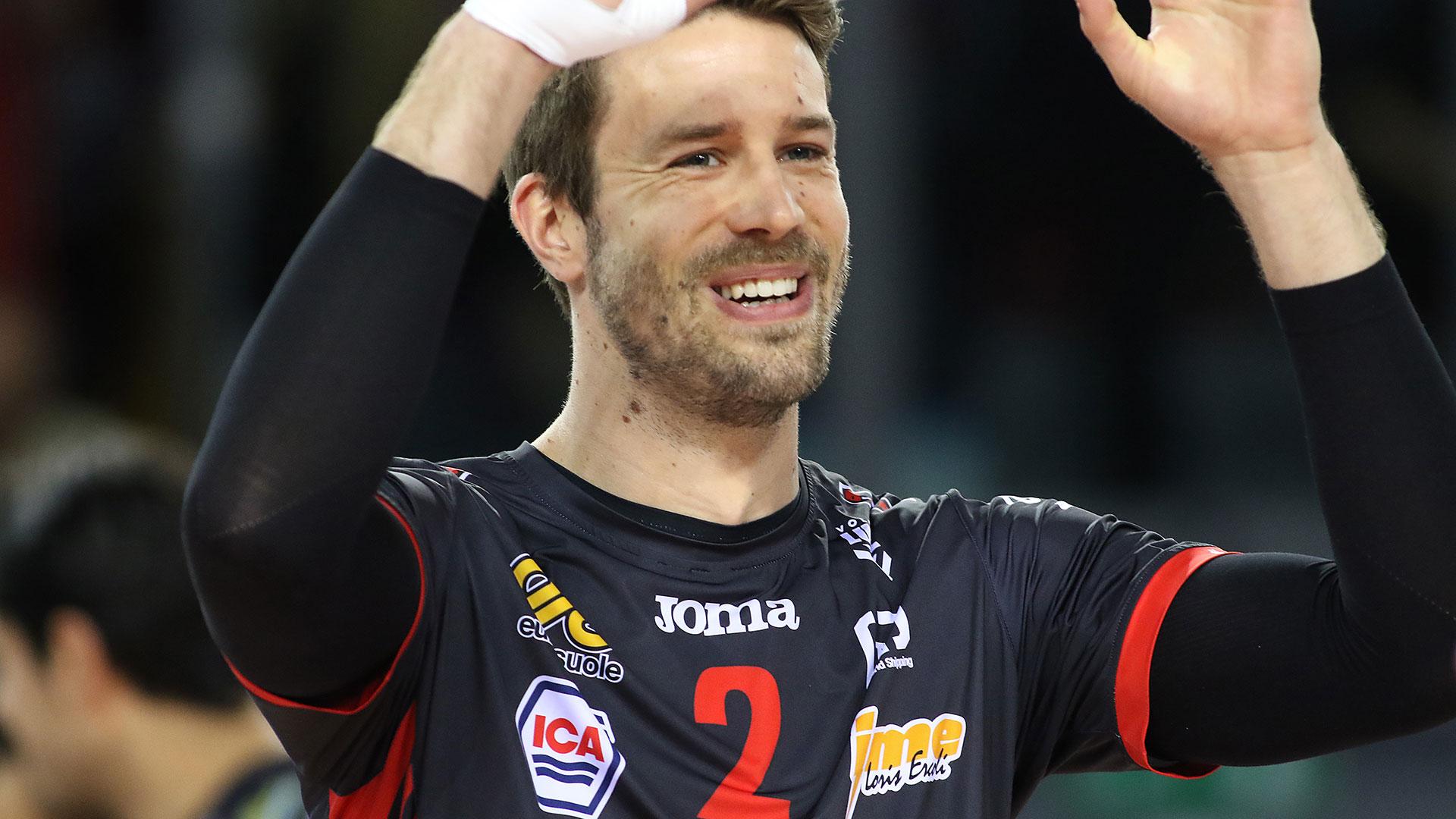 Kovar rinnova con la Lube, la Nazionale in ritiro a Civitanova