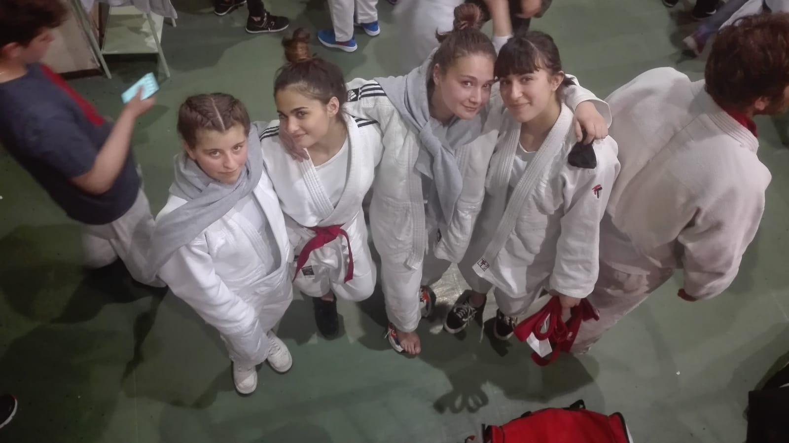 San Severino Marche, atleti della J-Etic ai campionati di judo