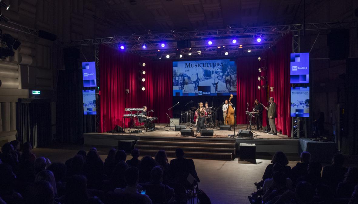 Musicultura, i vincitori in concerto a Rai Radio 1