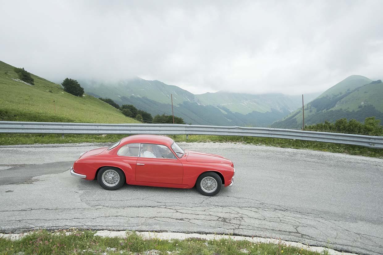 Auto d'epoca per il Trofeo Scarfiotti a Montegiorgio