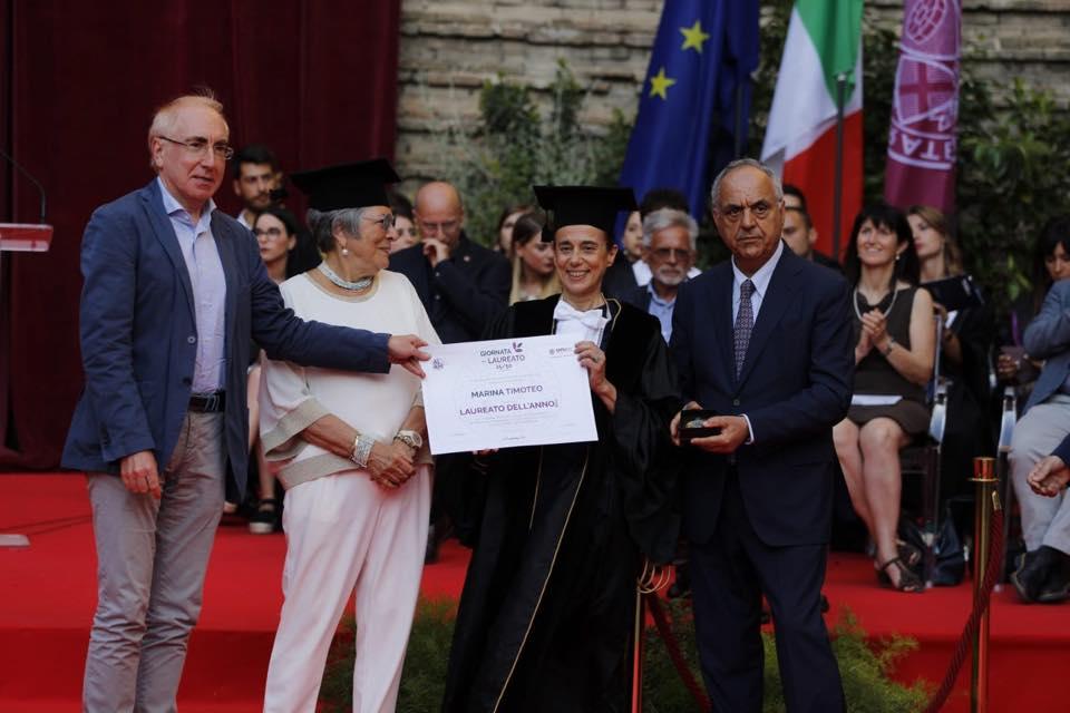 Università di Macerata, in mille per la Giornata del Laureato