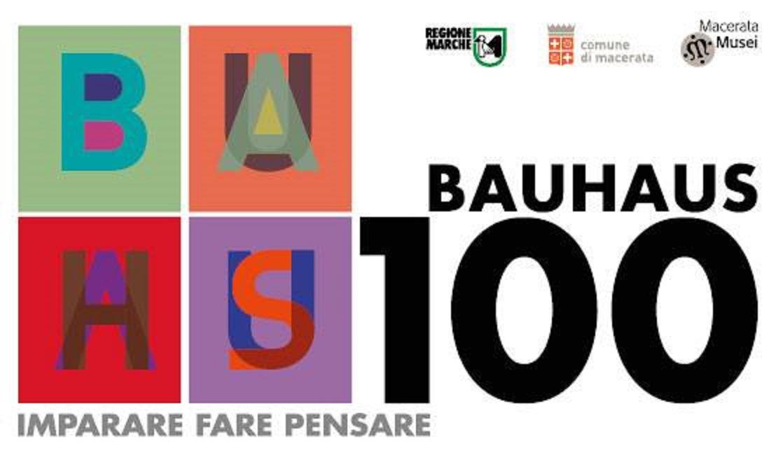 Macerata celebra i 100 anni del Bauhaus con una mostra