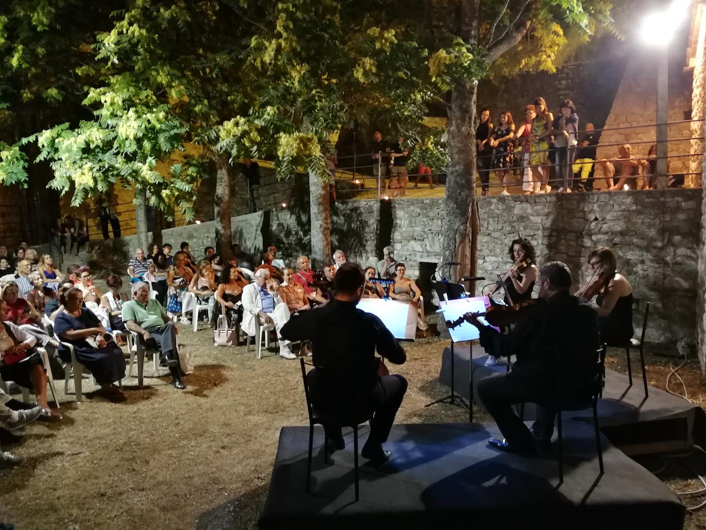 Musica Intorno, Orchestra Regionale a Caldarola e Serrapetrona