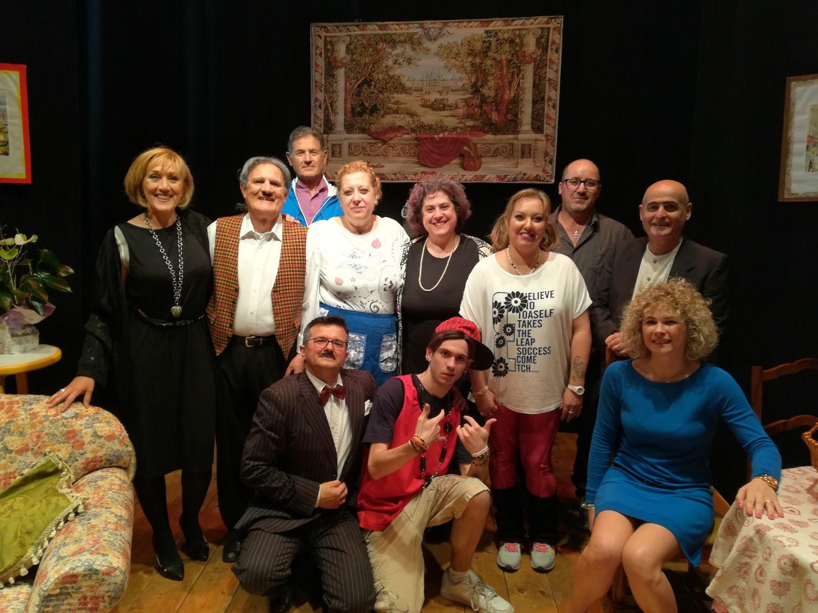 """Macerata, """"Gallo o cappò"""" alla Rassegna di Teatro dialettale"""