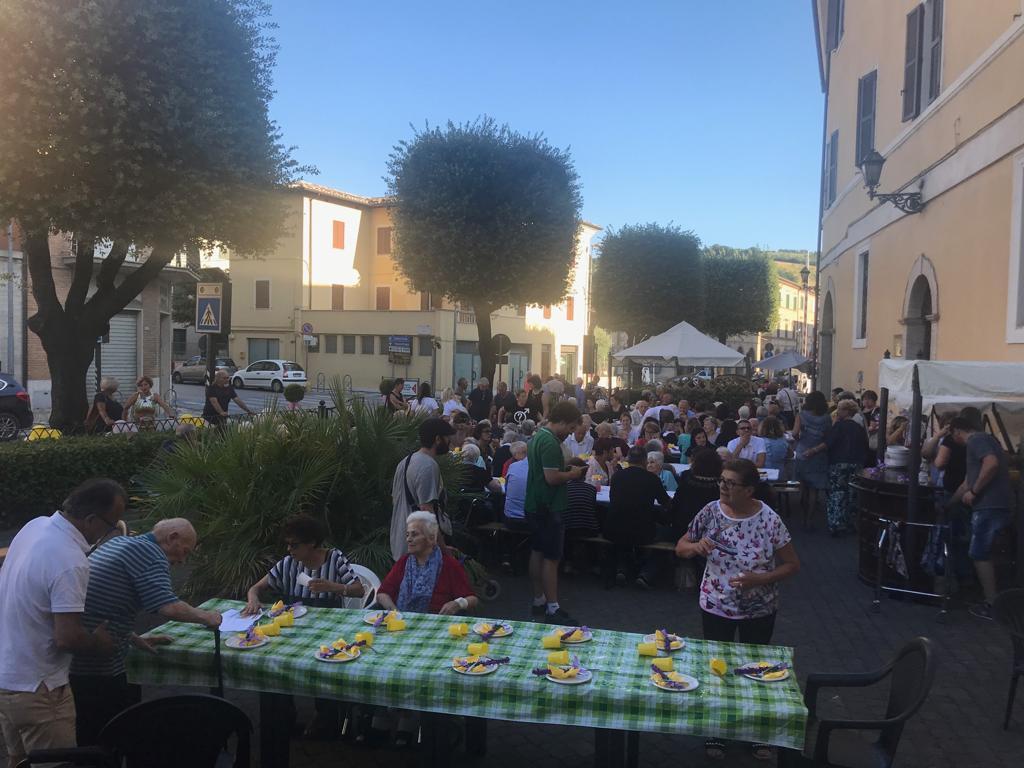 San Severino Marche, festival alla Casa di riposo Lazzarelli