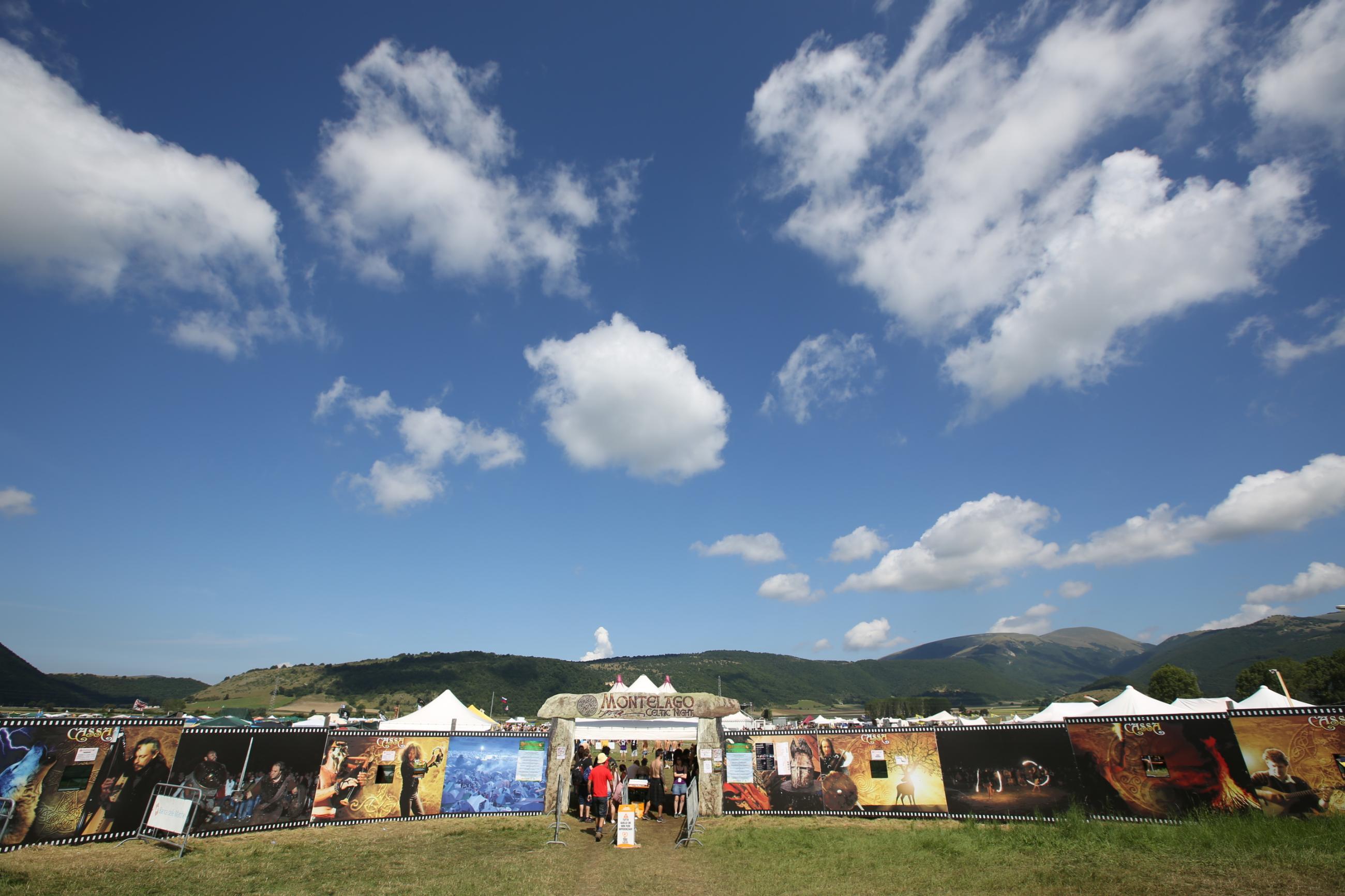 Montelago Celtic Festival, festa fantastica sull'Appennino