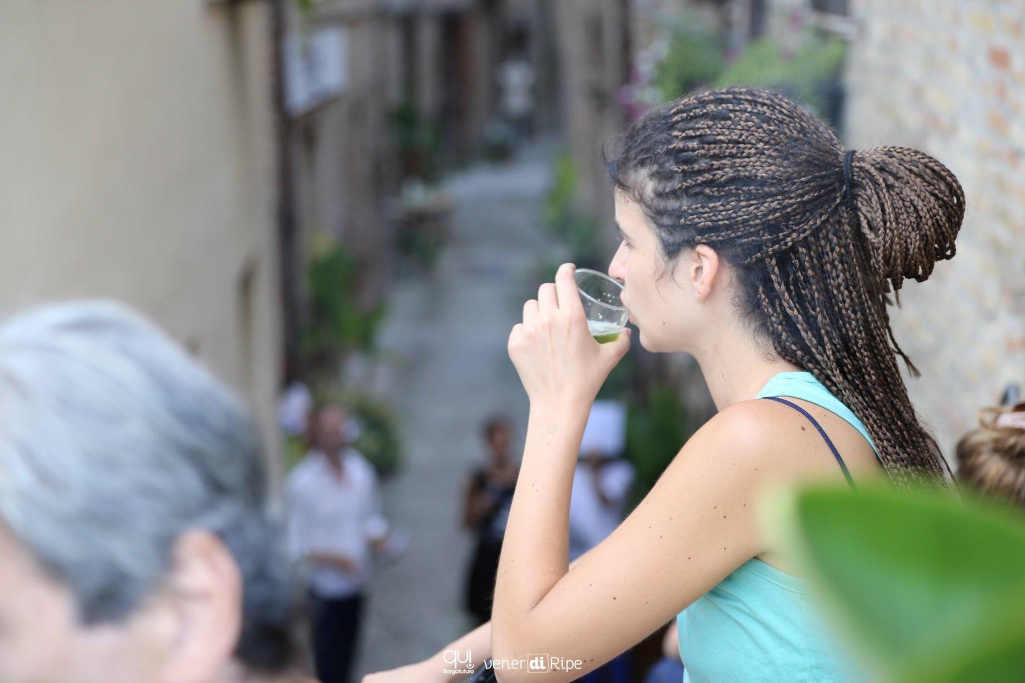 Ripe San Ginesio, i venerdì a colori di Borgofuturo