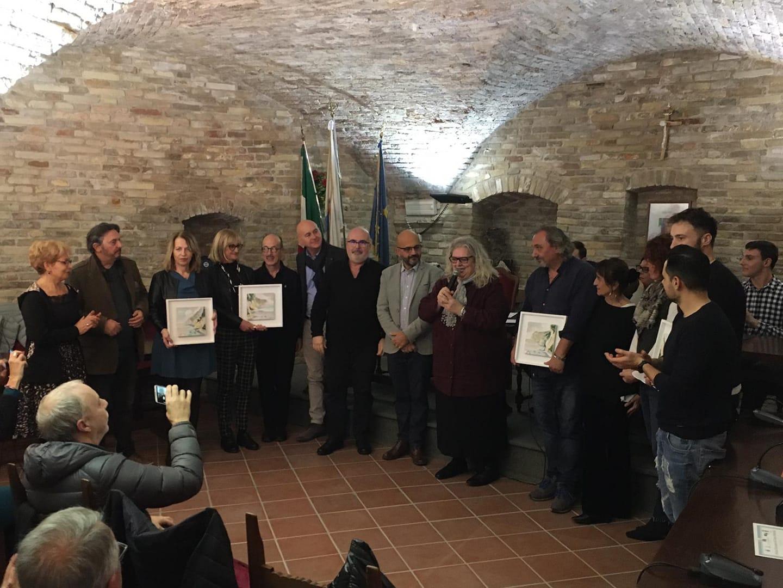 Agugliano, La Guglia d'Oro alla Compagnia L'Armonia di Trieste