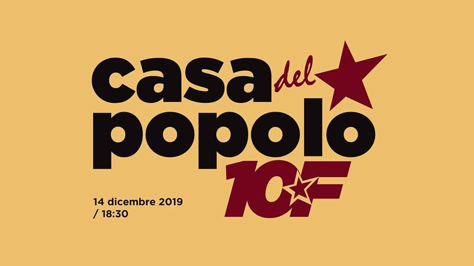 """Macerata, si unaugura la """"Casa del Popolo 10F"""""""