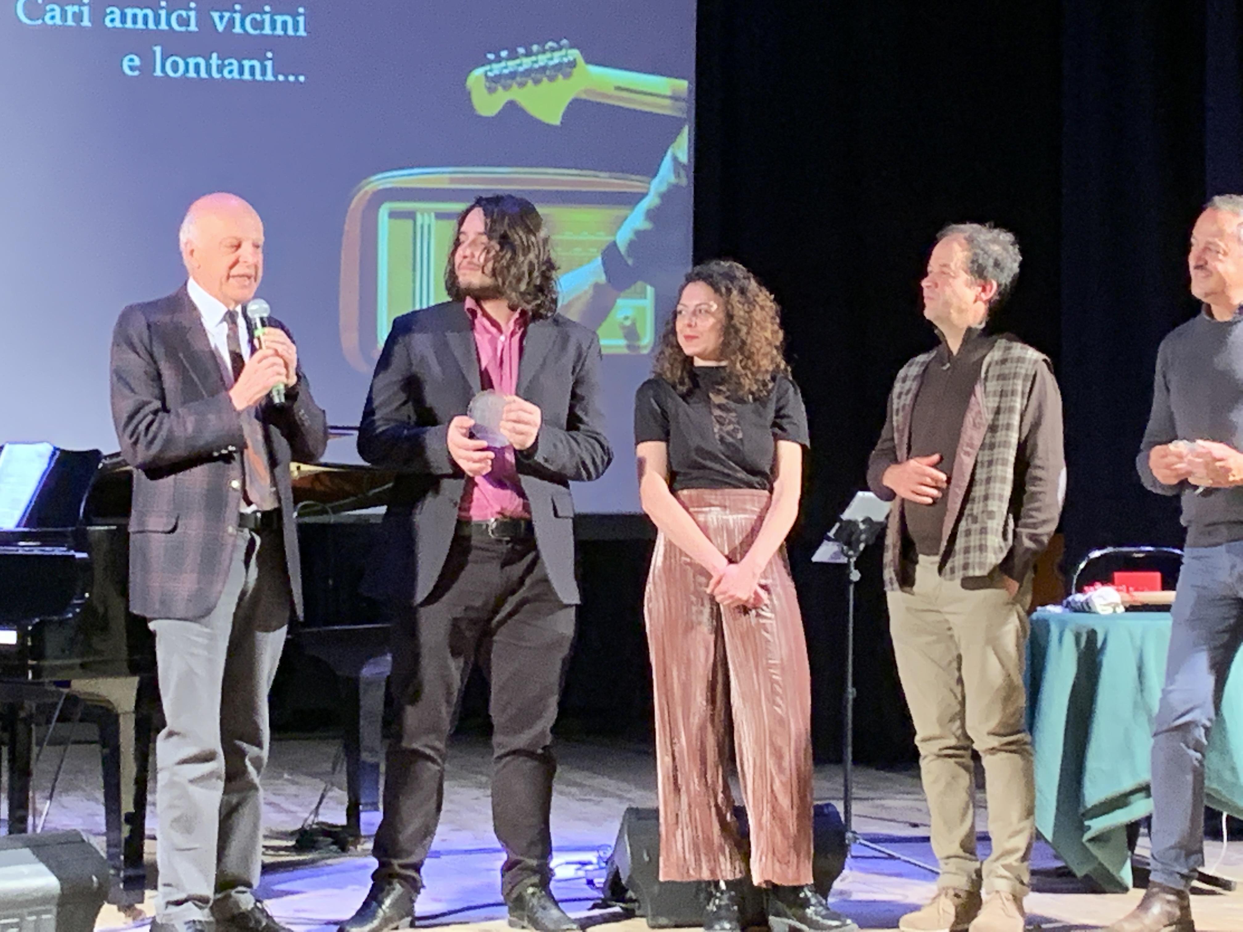 A Macerata Francesco Lettieri, vincitore di Musicultura 2019