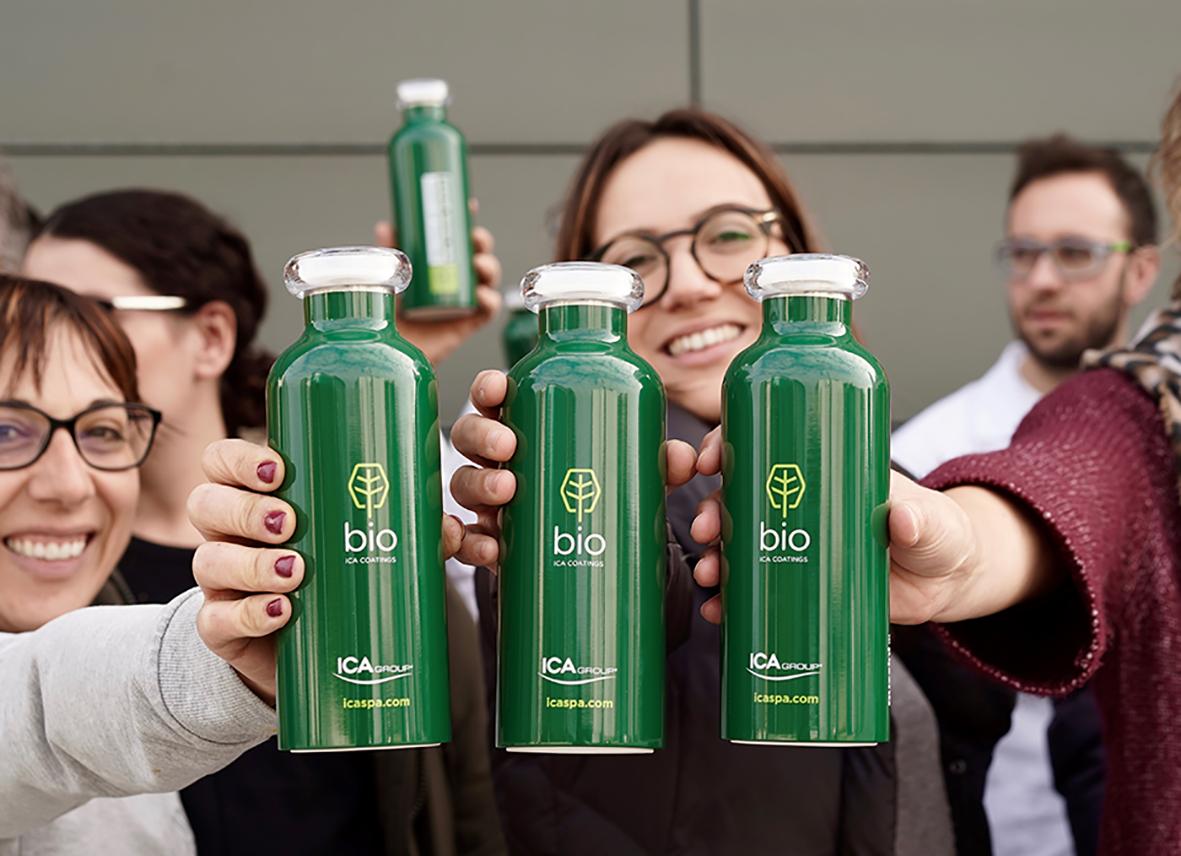 ICA plastic free, le scelte ecosostenibili dell'azienda civitanovese