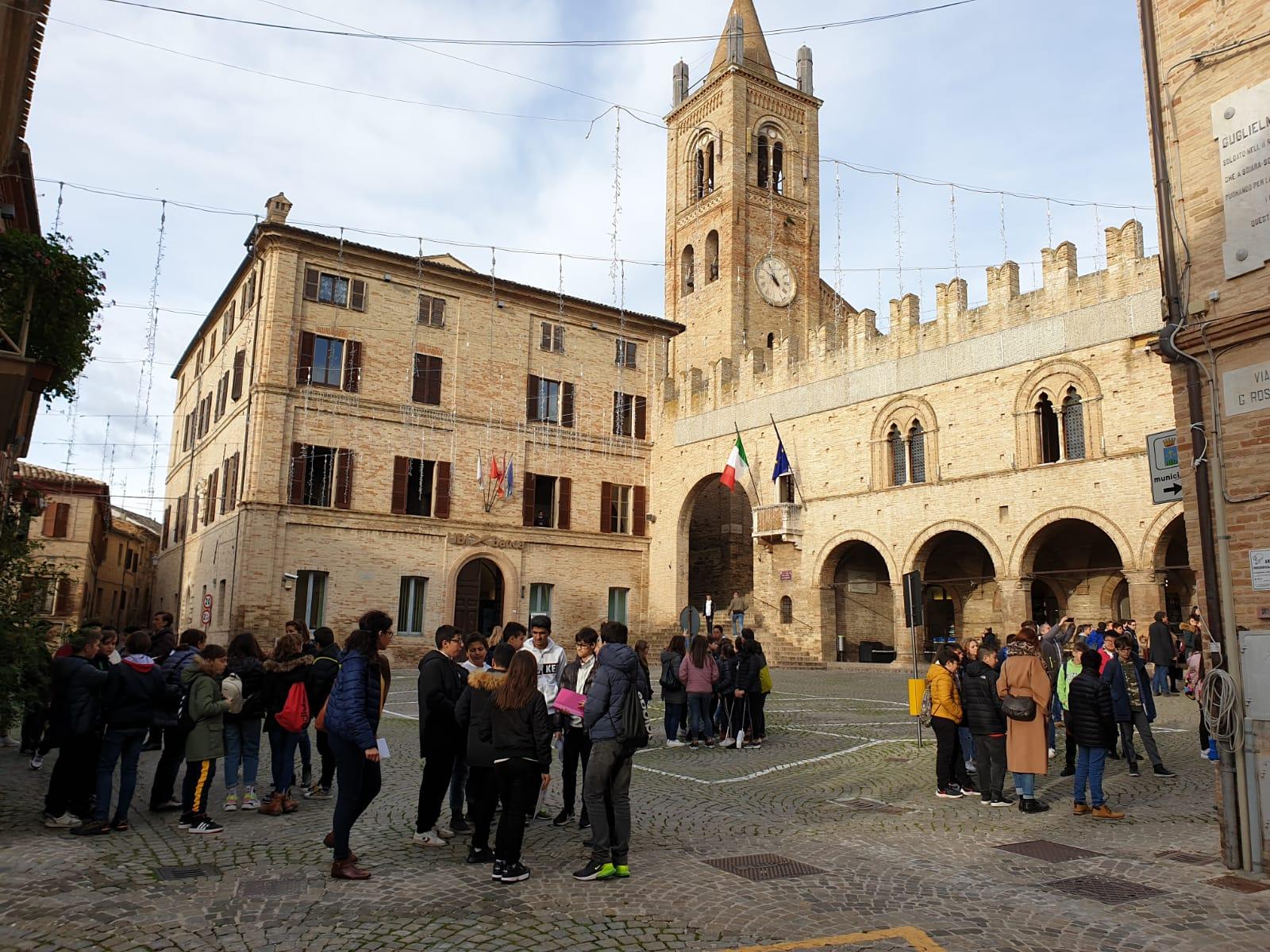 Mattinate FAI d'inverno con le scuole in provincia di Macerata