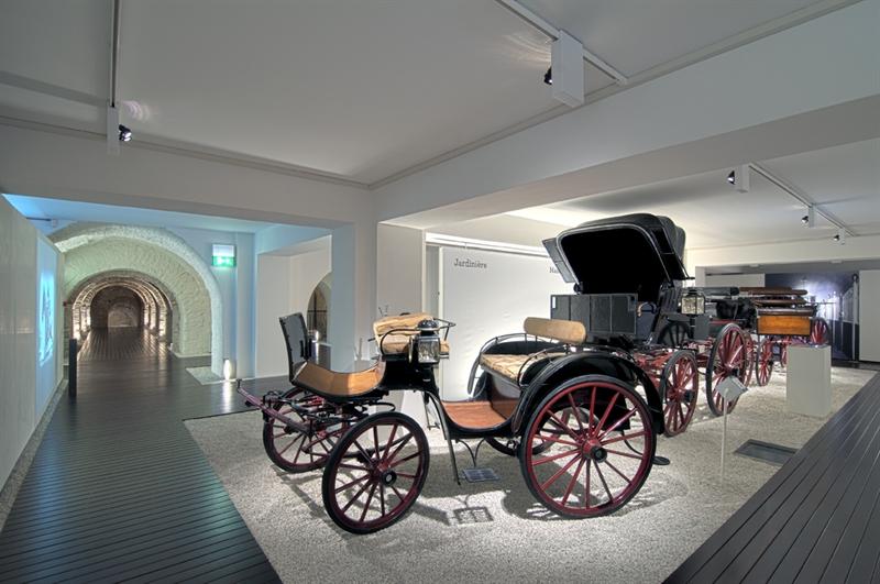 Macerata, i dieci anni del Museo della carrozza al Buonaccorsi