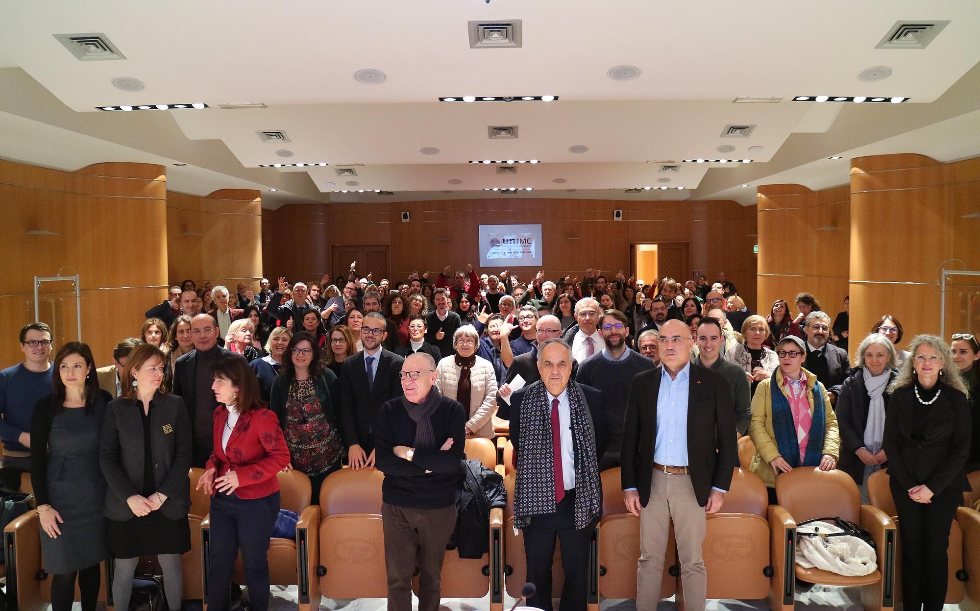 UniMC, il Presidente Mattarella inaugurerà l'anno accademico