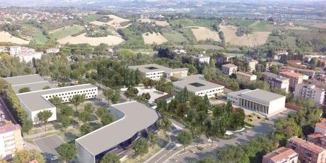 Nuovo campus scolastico a Macerata, si inaugura il 21 dicembre