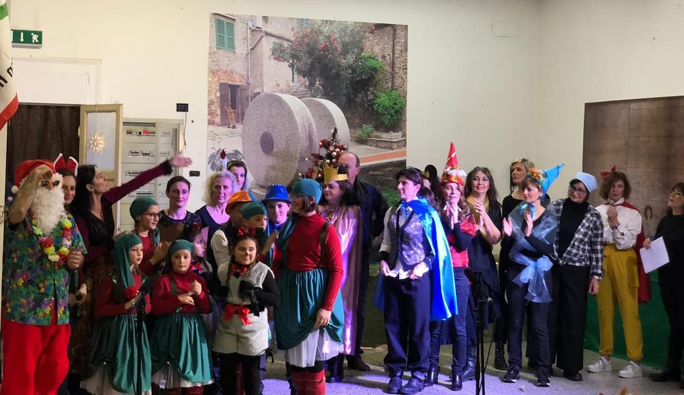 """Corridonia, """"Crazy Christmas"""" al C.A.G. Pippo per gli amici"""
