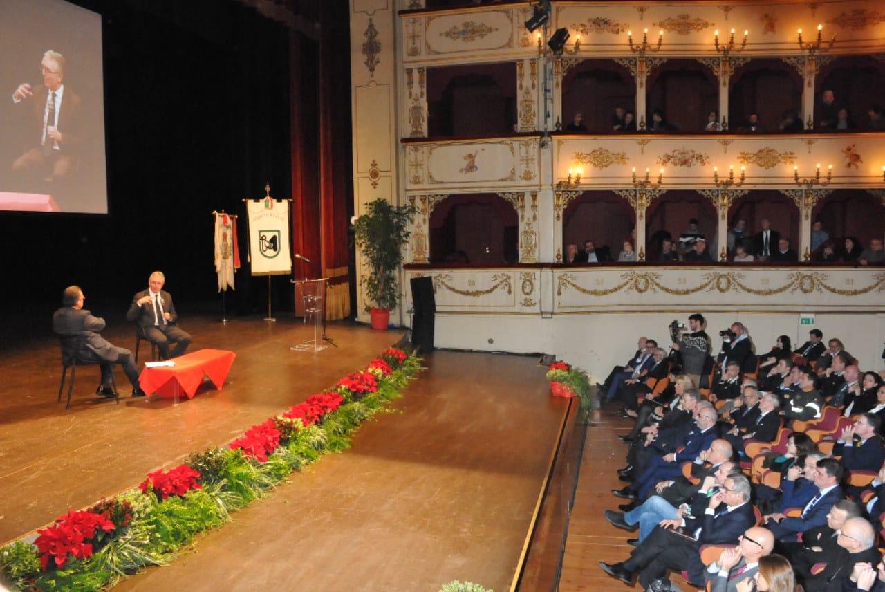 """""""Giornata delle Marche"""" a Pesaro tra bilanci e prospettive"""