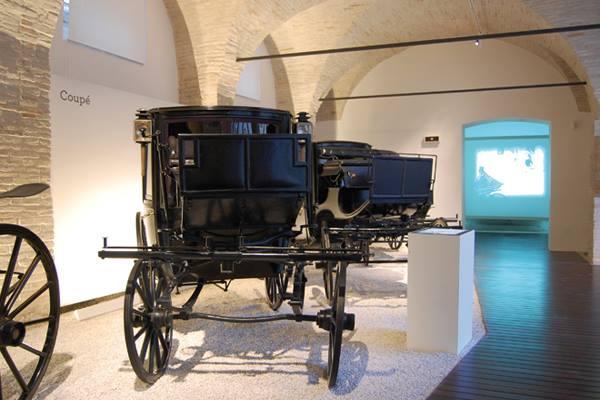 Art bonus e un nuovo catalogo per il Museo della Carrozza