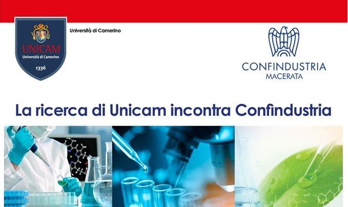 Unicam e Confindustria Macerata, confronto su progetti di ricerca