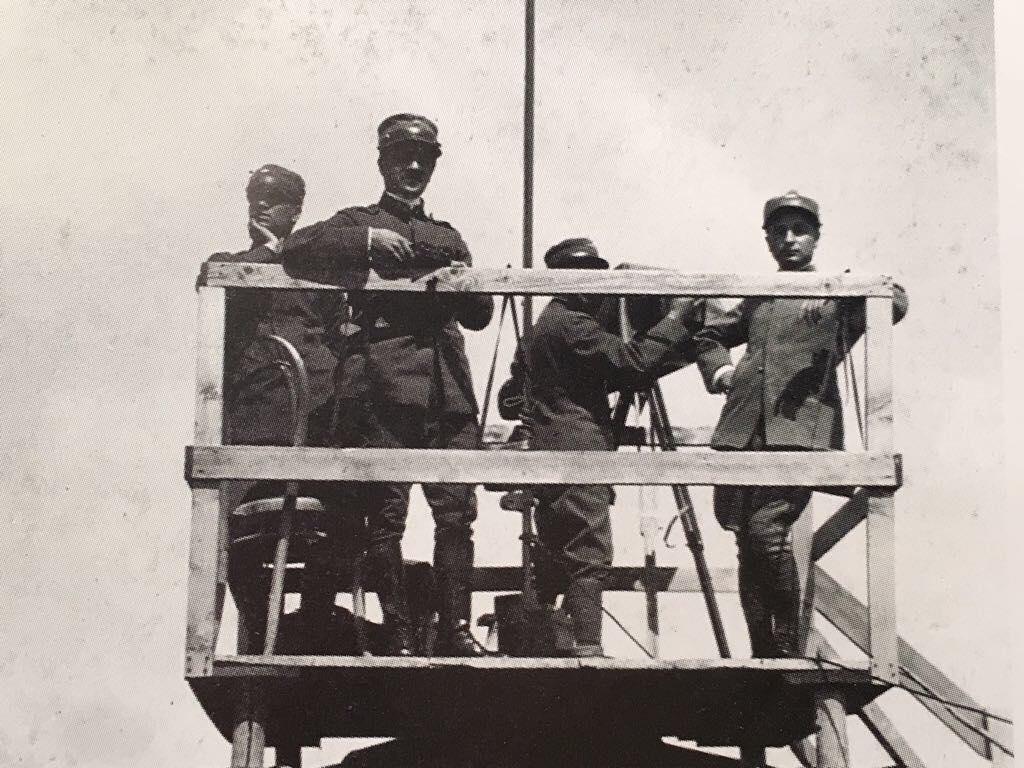 Carlo Balelli e la Grande Guerra, mostra all'Abbadia di Fiastra