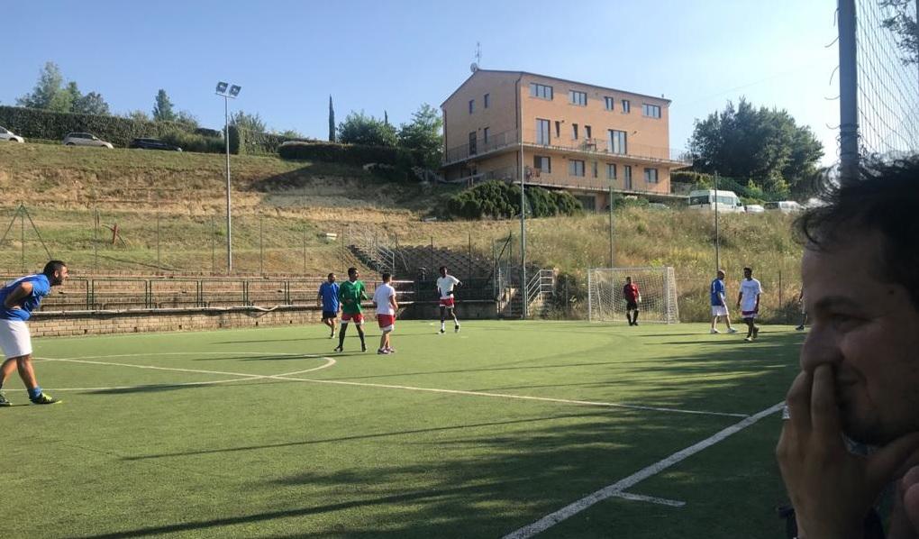 Solidarietà in campo, Totti invitato dalla cooperativa Di Bolina