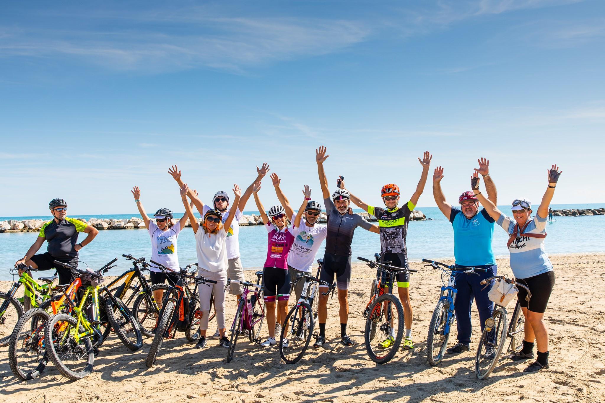 Turismo in bici, convegno di Noi Marche a Civitanova