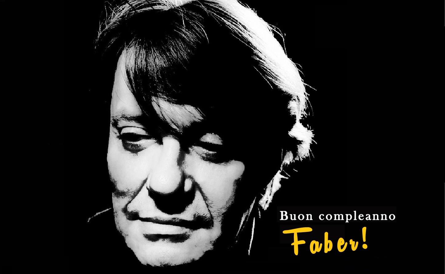 Buon compleanno Faber, Recanati ricorda Fabrizio De Andrè